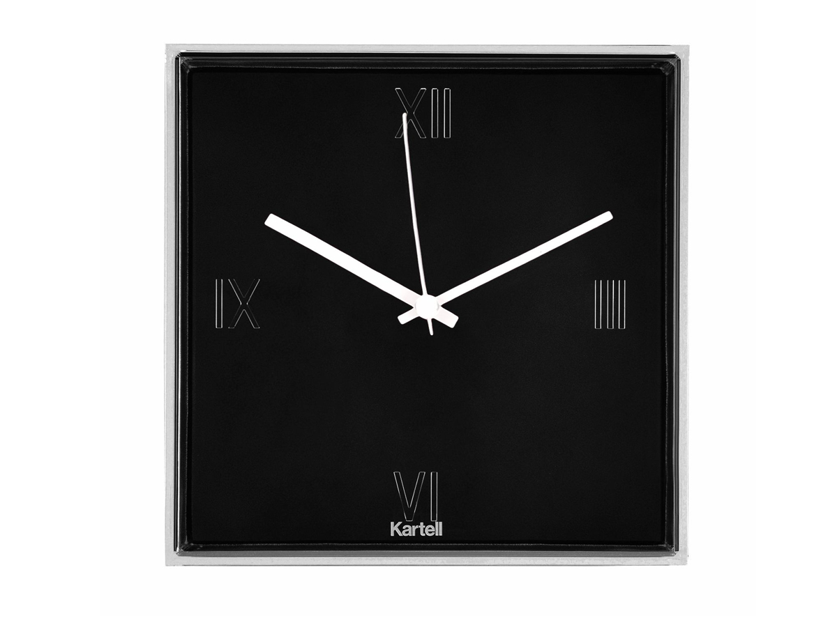 buy the kartell tictac wall clock at nestcouk - kartell tictac wall clock