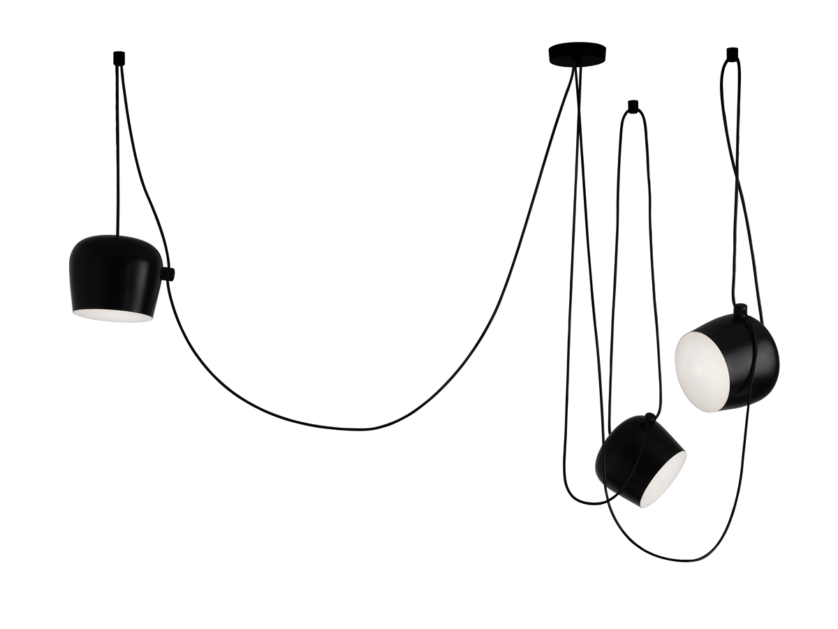 buy the flos aim suspension light at