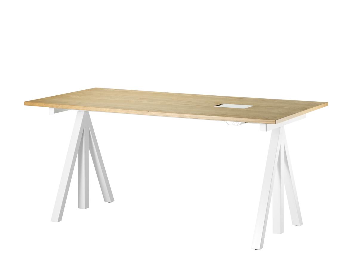 ... String Works Height Adjustable Desk ...