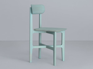 View Zeitraum 1.3 Chair Colour Stained Oak