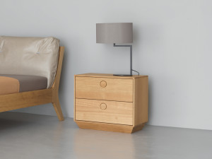View Zeitraum Kin Tiny Bedside Table