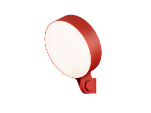 Zero Stitch Wall/Ceiling Light Red