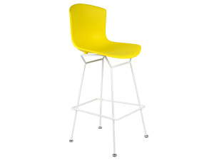 View Knoll Bertoia Plastic Bar Stool