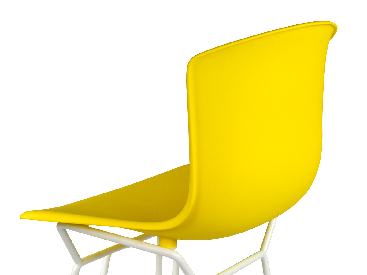 Buy The Knoll Studio Knoll Bertoia Plastic Bar Stool At