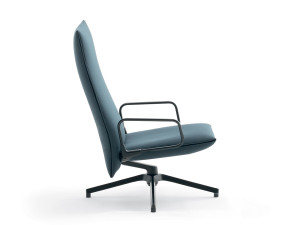 View Knoll Pilot Chair with High Back