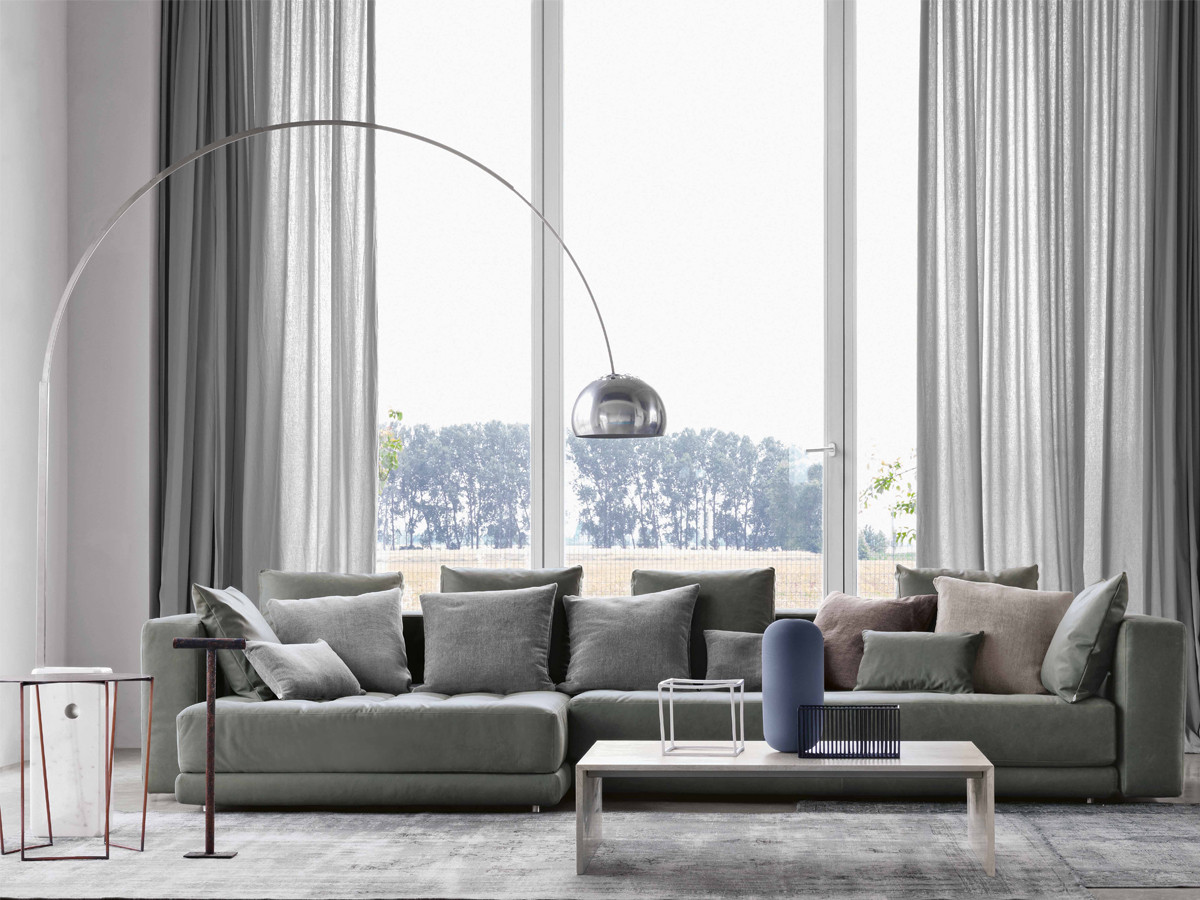Buy the Flos Arco Floor Lamp at Nest.co.uk