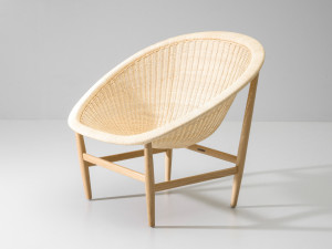 View Kettal Outdoor Basket Armchair