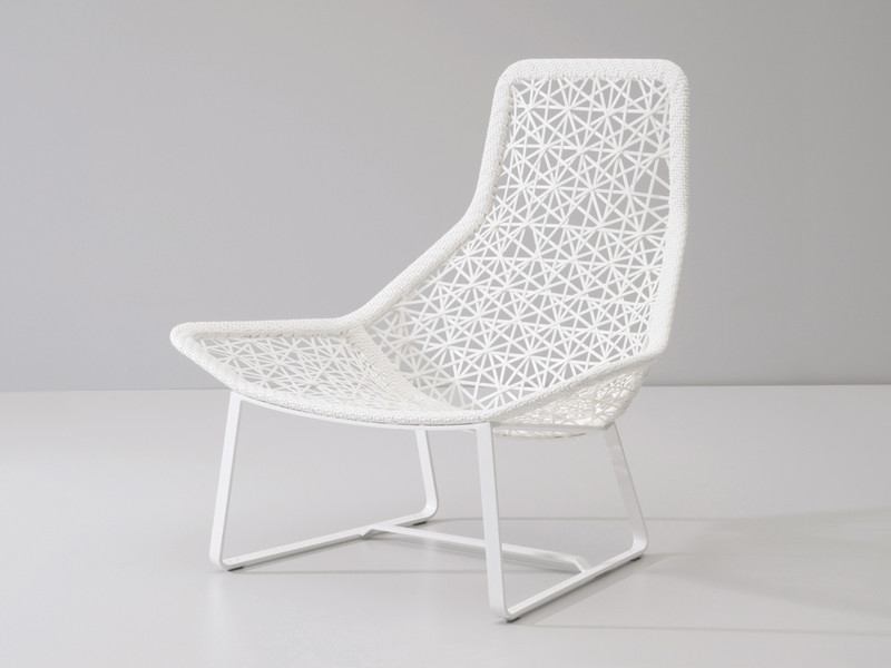 Buy the kettal maia relax armchair at for Kettal maia chair