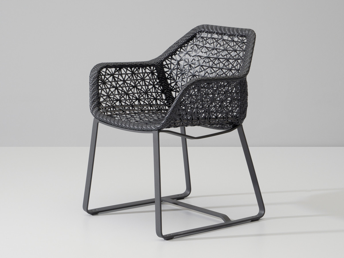 Buy The Kettal Maia Dining Armchair At Nest Co Uk