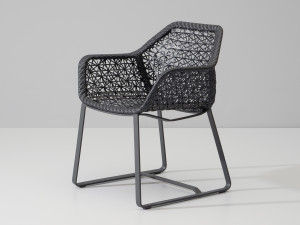 View Kettal Maia Dining Armchair