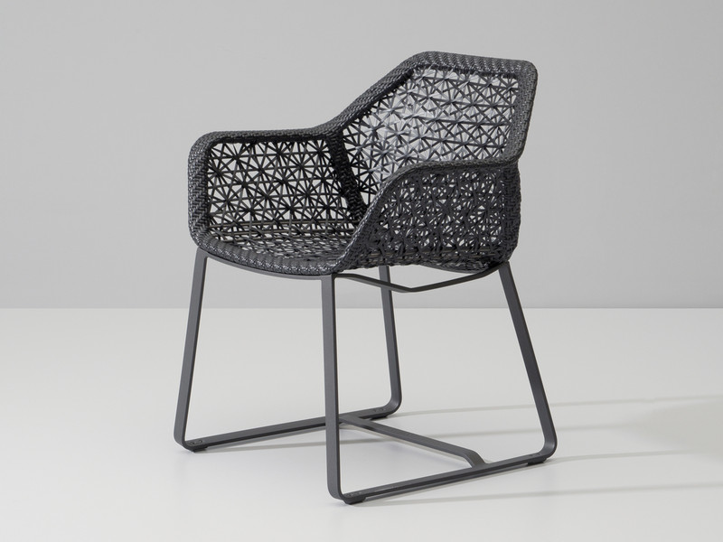 Buy the kettal maia dining armchair at for Kettal maia chair