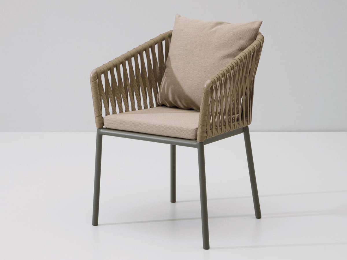 Buy The Kettal Bitta Dining Armchair At Nest Co Uk