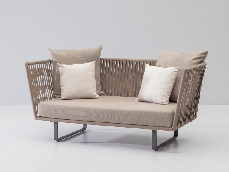Kettal Bitta Two Seater Sofa