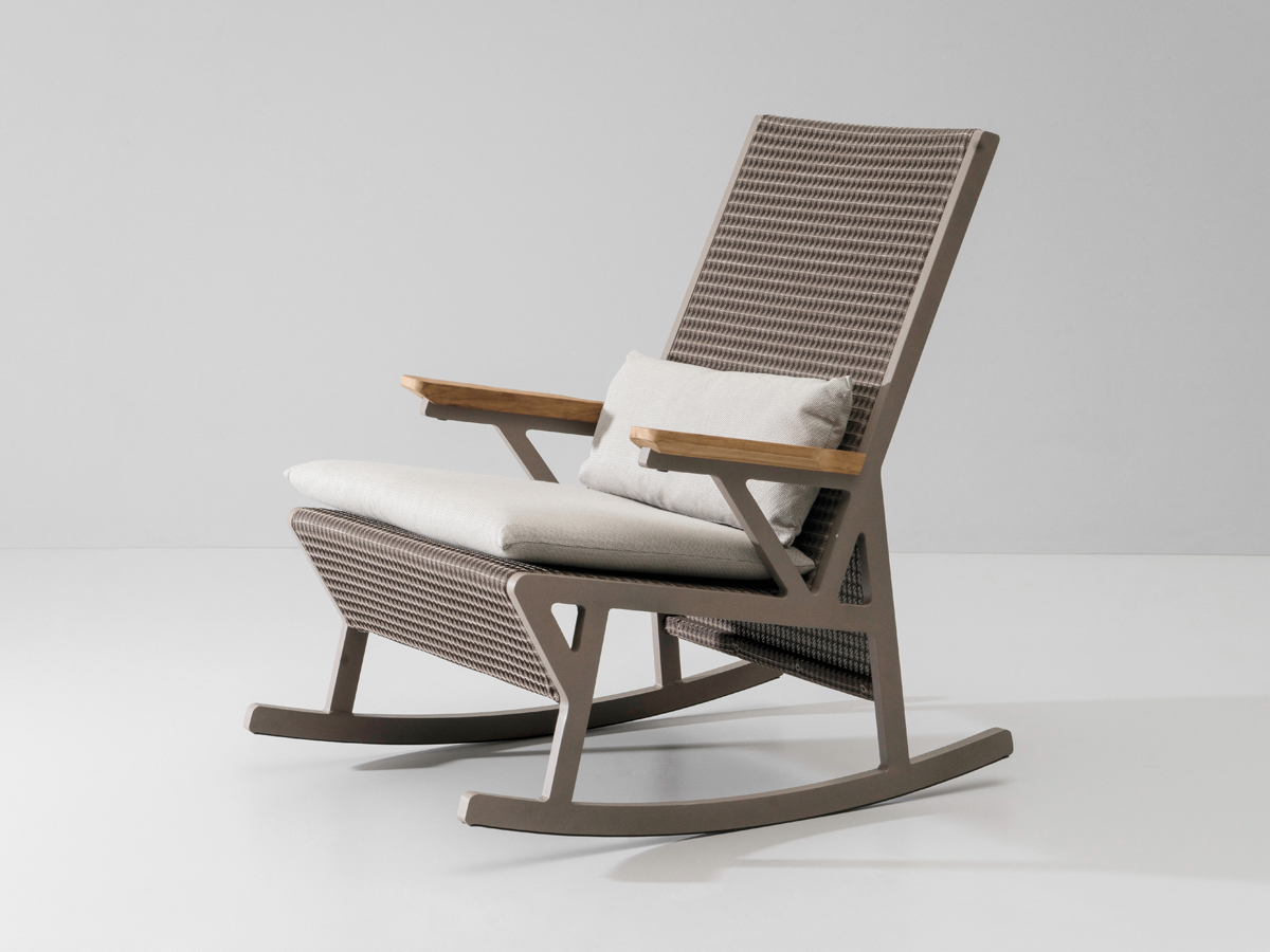 Buy The Kettal Vieques Rocking Chair At Nest Co Uk