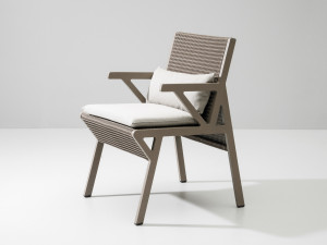 View Kettal Vieques Dining Armchair