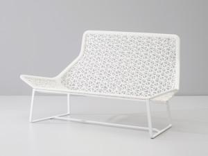 Kettal Maia Two Seater Sofa