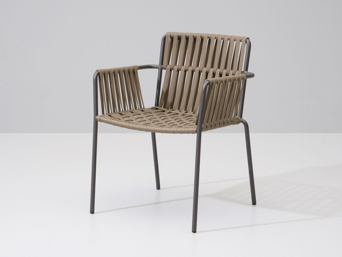 Buy The Kettal Net Dining Armchair At Nest Co Uk