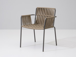 View Kettal Net Dining Armchair