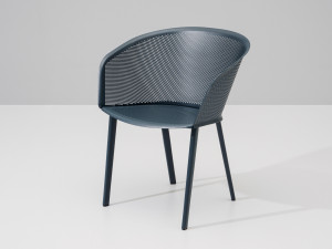 View Kettal Stampa Dining Armchair