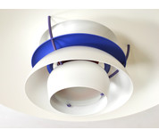 Louis Poulsen PH 5 Pendant Light Classic White