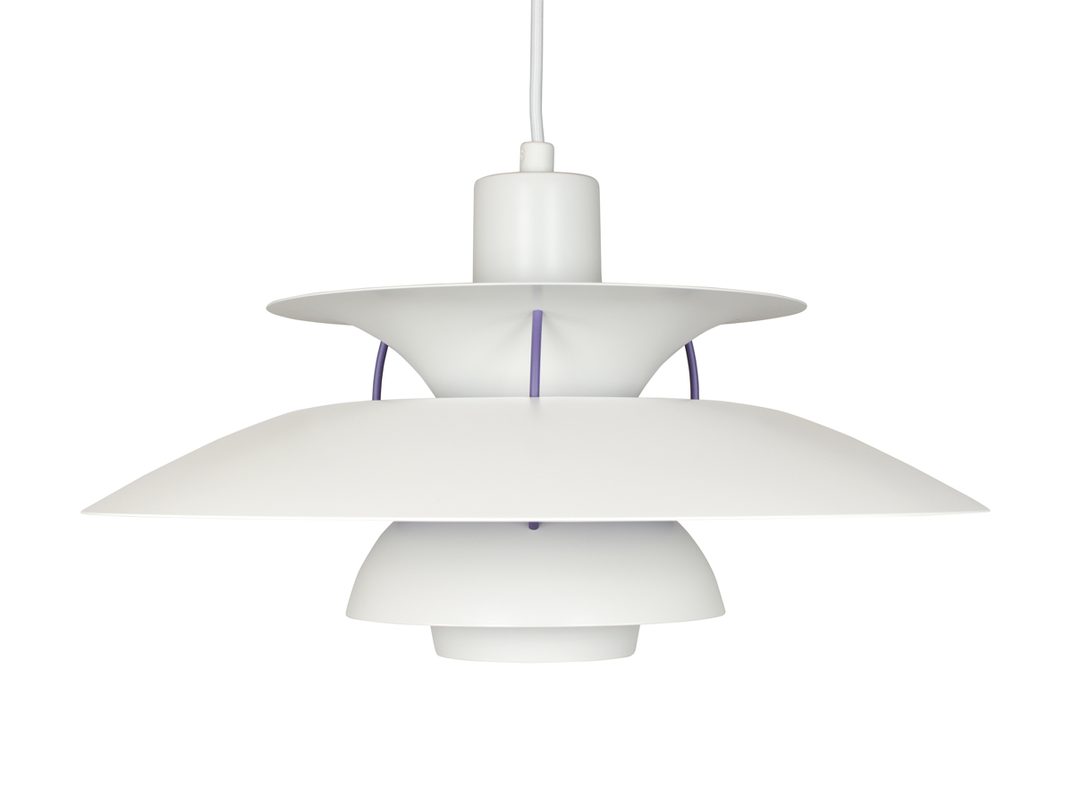 Buy the louis poulsen ph 5 pendant light classic white at nest 12345 aloadofball Choice Image