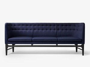 &Tradition Mayor Sofa AJ5 in Balder Fabric