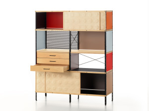 View Vitra Eames Storage Unit ESU Bookcase