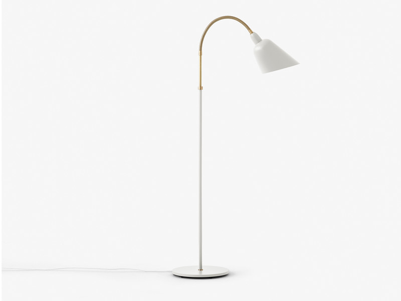 Buy the &Tradition Bellevue AJ7 Floor Lamp at Nest.co.uk