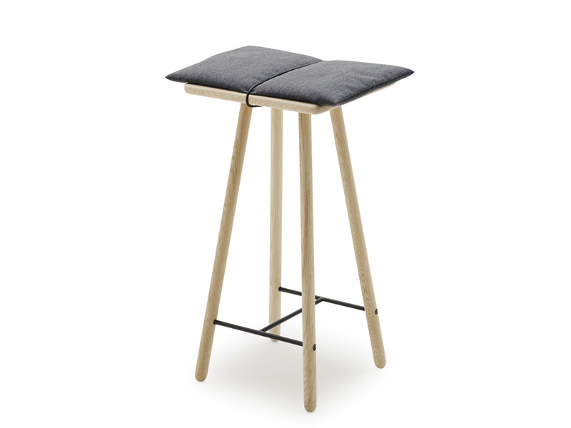 Skagerak Georg Bar Stool Oak
