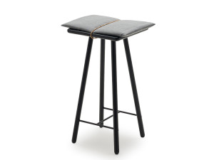 Skagerak Georg Bar Stool Black