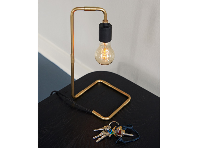 Buy the Menu Tribeca Series Reade Table Lamp at Nest.co.uk