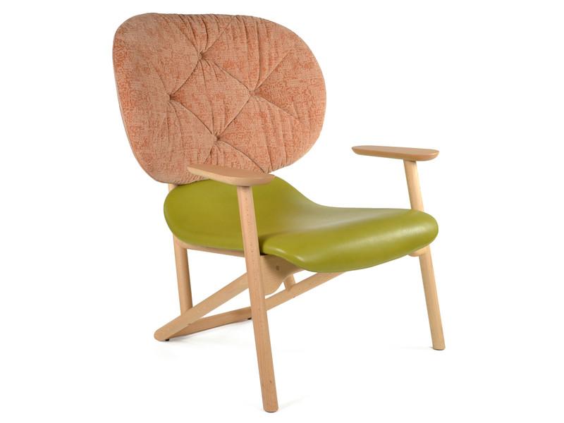 Ex-Display Moroso Klara Button Tufted Armchair