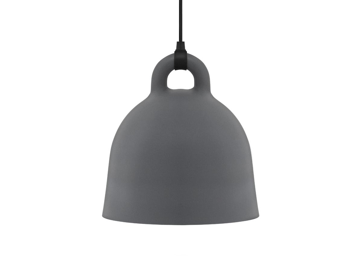 Buy the normann copenhagen bell pendant light grey at nest normann copenhagen bell pendant light grey 123456789 aloadofball Gallery