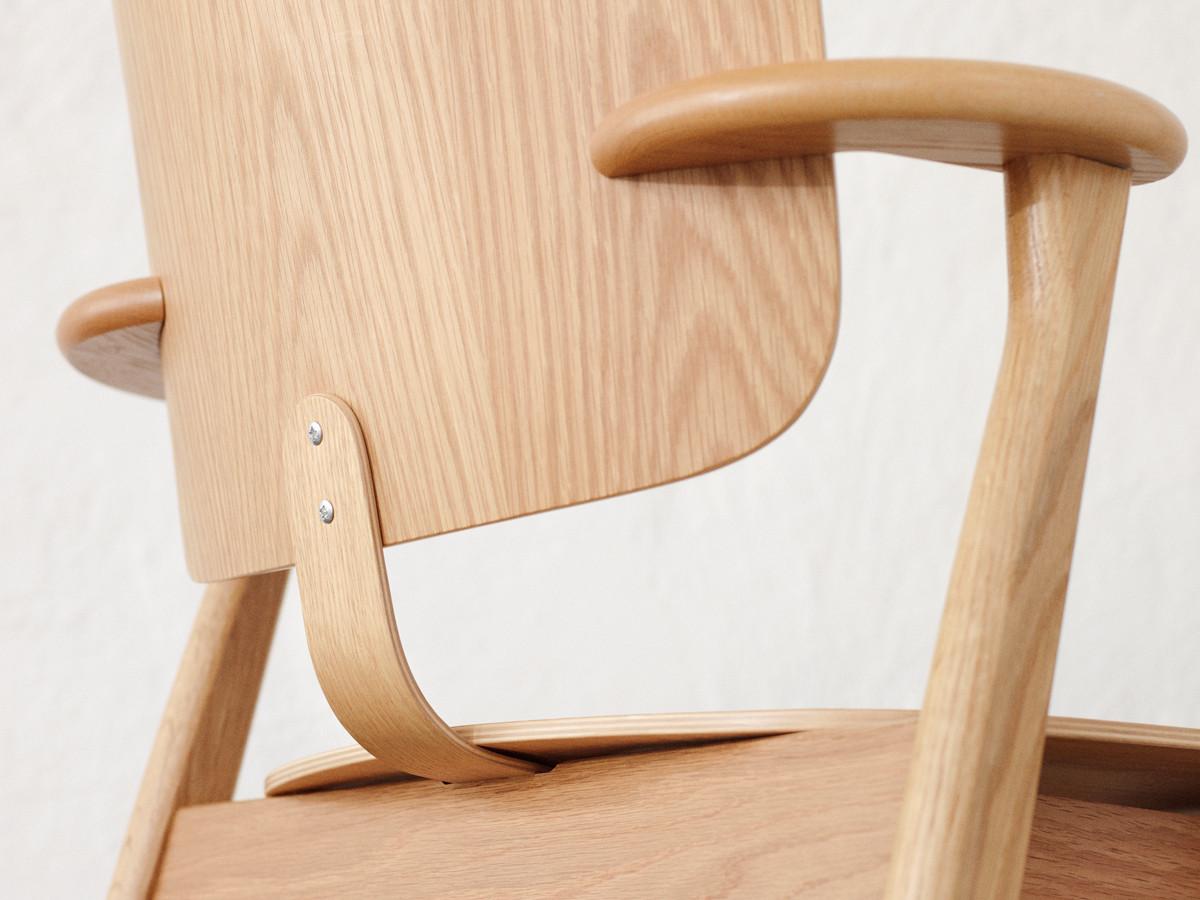 Buy the Artek Domus Chair at Nest.co.uk