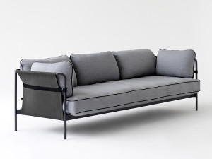 Hay Can Three Seater Sofa