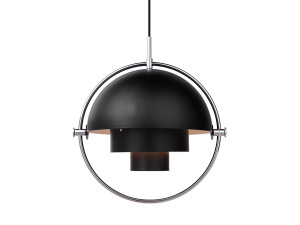 View Gubi Multi-Lite Pendant Chrome