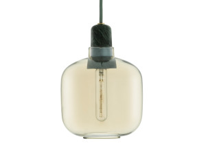 View Normann Copenhagen Amp Lamp Pendant Small