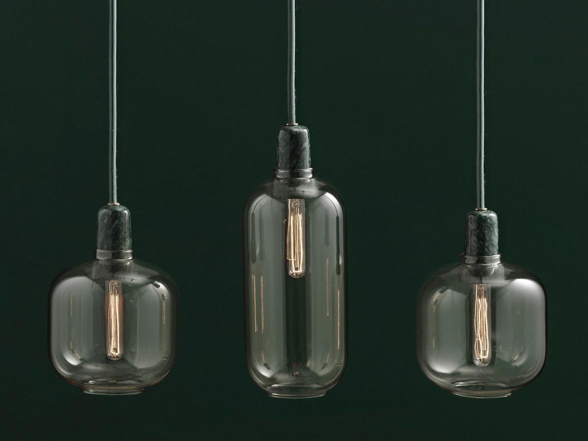 Buy the Normann Copenhagen Amp Lamp Pendant Large at Nest co uk