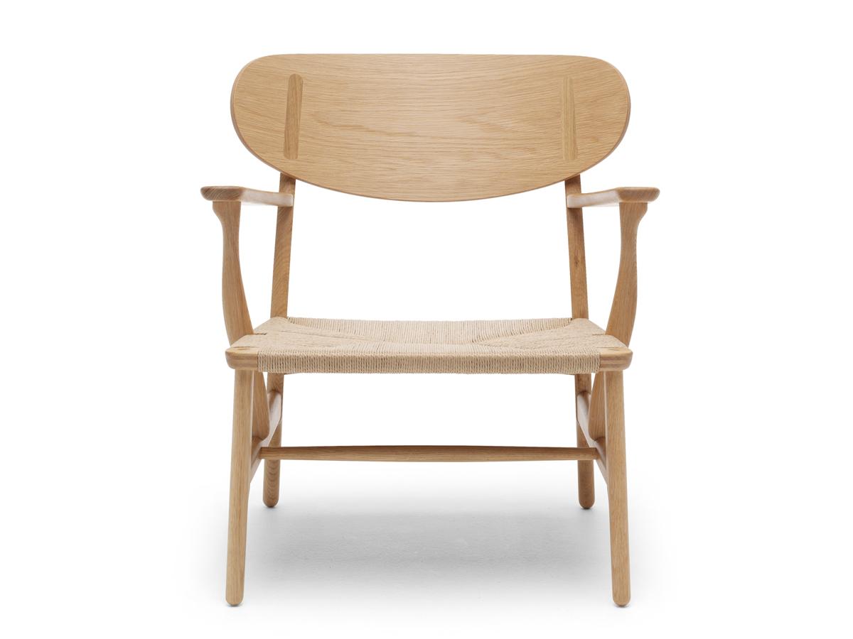 Carl Hansen Chairs buy the carl hansen & son carl hansen ch22 lounge chair at nest.co.uk