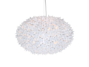 View Kartell Bloom Elliptical Suspension Light