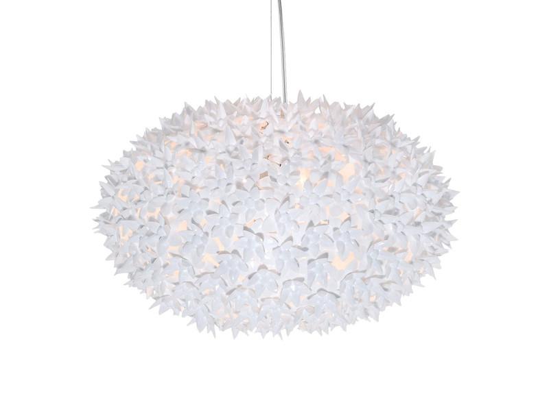 buy the kartell bloom elliptical suspension light at. Black Bedroom Furniture Sets. Home Design Ideas