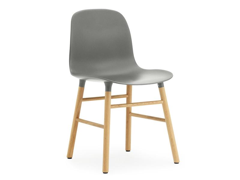 buy the normann copenhagen form chair at. Black Bedroom Furniture Sets. Home Design Ideas