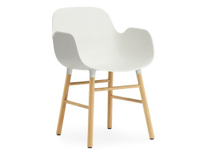 View Normann Copenhagen Form Armchair