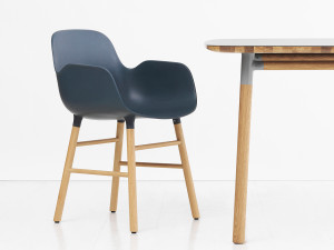 Normann Copenhagen Form Armchair