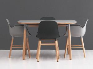 Normann Copenhagen Form Table Square