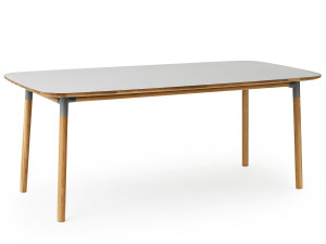 View Normann Copenhagen Form Table Rectangular