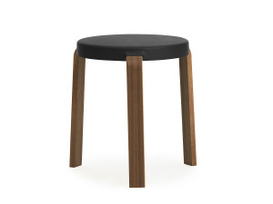 View Normann Copenhagen Tap Stool Walnut