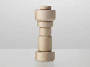 View Muuto Plus Salt & Pepper Grinder Maple