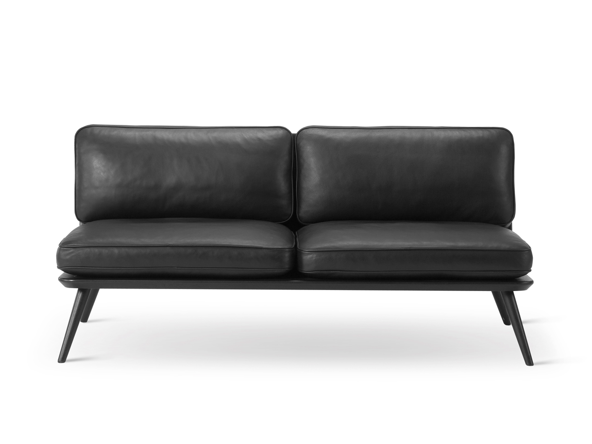 buy the fredericia spine lounge sofa at. Black Bedroom Furniture Sets. Home Design Ideas