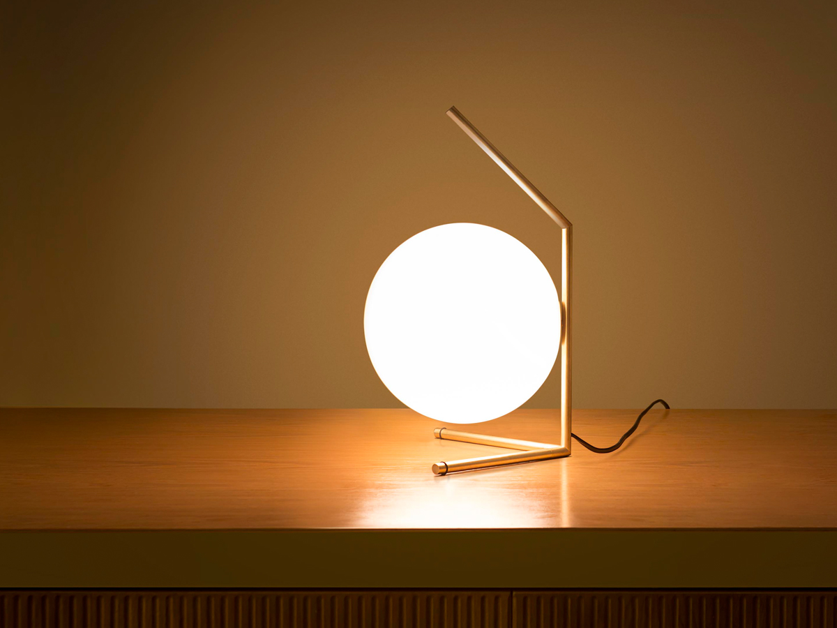 Buy the flos ic t1 low table lamp at nest low table lamp 123 aloadofball Choice Image